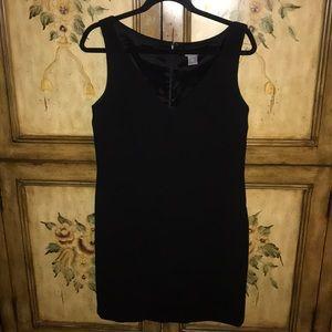 Ann Taylor Basic Black Dress size 12